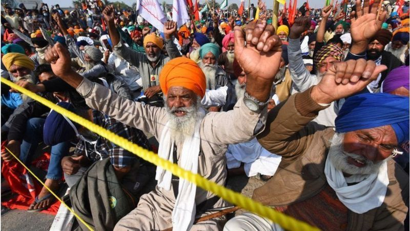 All cases related to the ongoing peasant movement will be heard in the Supreme Court of India