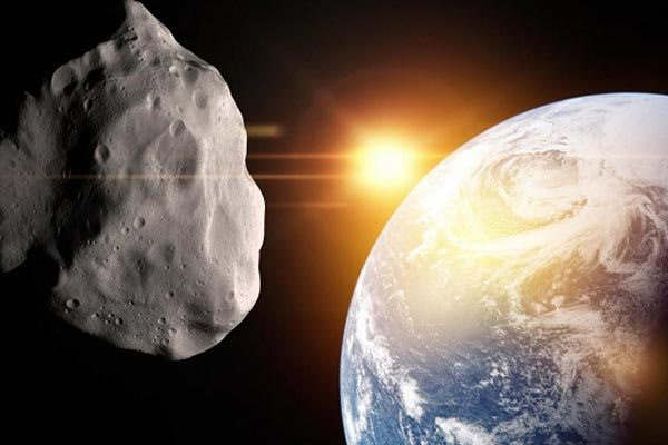Monster asteroid 'Apophis' approaching Earth