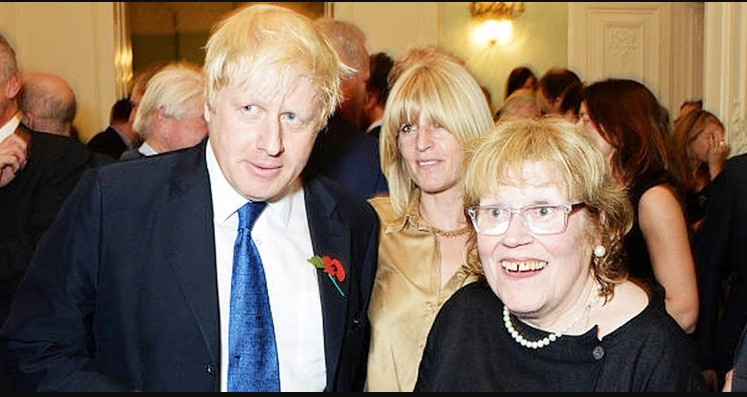 The British Prime Minister lost his mother